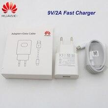 Original Charger Huawei 9V/2A USB No for P8/P9/Plus-lite Honor 9/Mate10/Nova/..