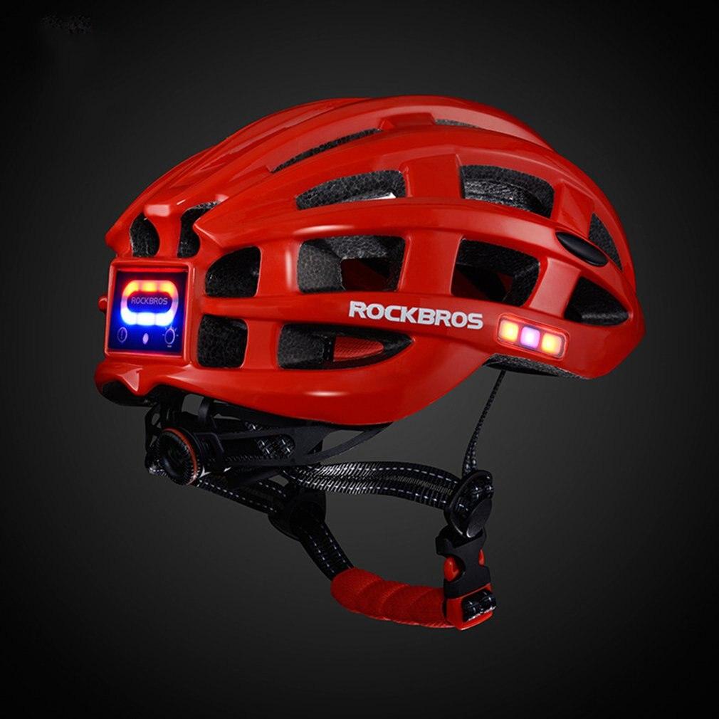 LED Bicycle Helmet Pro