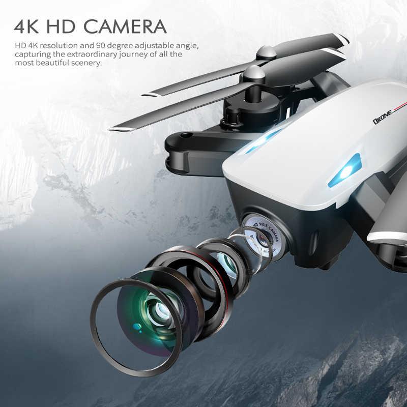 Z47 RC ドローン 4 18K 1080 1080P HD カメラオプティカルフローセンサポジショニングと WIFI FPV 折りたたみ Quadcopter ヘリコプターフォローミー vs SG106 Dron