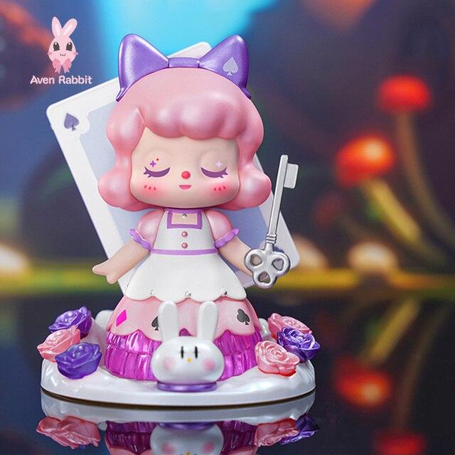 Blind Box Toys Magi Wonderland Blind Box Guess Bag Caja Ciega Blind Bag Toy Anime Figures Cute Model Girl Birthday Gift 2