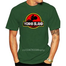 Newest 2020 Fashion T Shirt yoshis island v2
