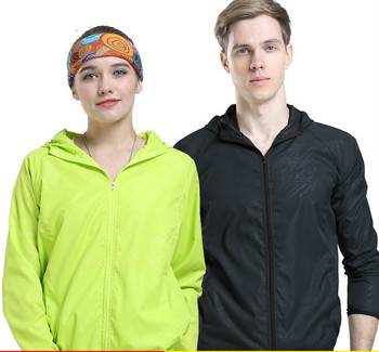 цена на Outdoor Sun Protection Clothing Coat UV Resistant Waterproof Dry Breathable Abrasion Ultra-Light Windproof