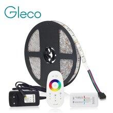 LED STRIP Kit DC12V LED Strip 5050 60LED/m 5M met 2.4G RF LED Controller 12V voeding 5050 LED Strip RGB RGBW RGBWW CWW