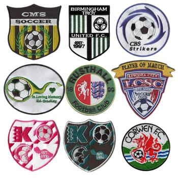 Embroideried patches Logo Patches Custom College Patches Embroidery patches For Clothing Self-adhesive Backing фото