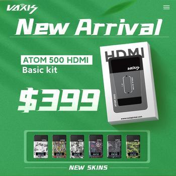 Vaxis ATOM 500 Dual HDMI Basic Kit Wireless Transmission System 1080P HD Image Video Transmitter Receiver VS Hollyland mars400S