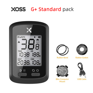 Image 3 - XOSS Bike Computer G + plus Wireless GPS Speedometer Waterproof Road Bike MTB Bicycle Bluetooth ANT+  Sprint Cycling Computers