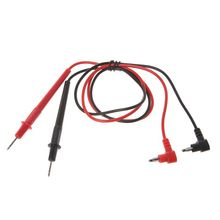 New Universal Probe Test Leads Pin For Digital Multimeter Meter Needle Tip Multi Meter Tester Lead Probe Wire Pen Cable 10A