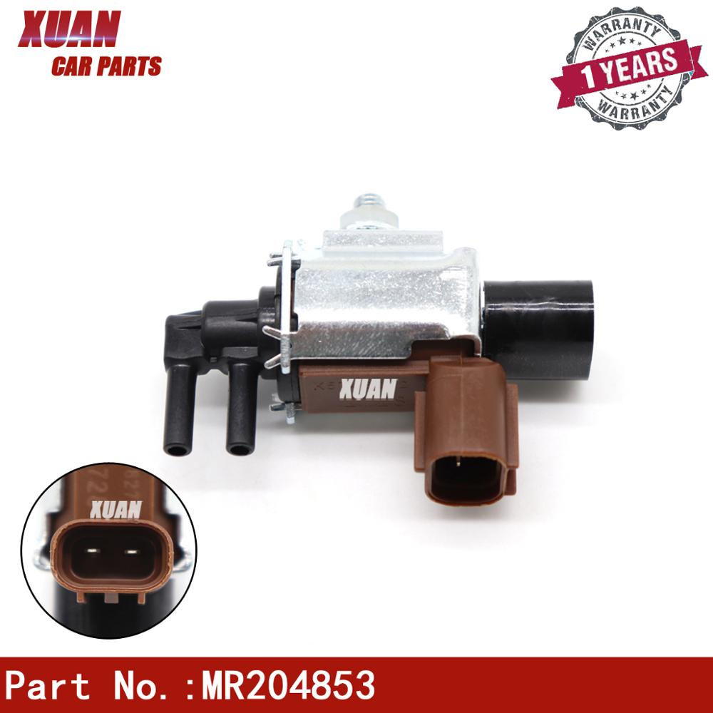 High Quality EGR Electric Emission Solenoid Valve MR204853 K5T48272 For <font><b>Mitsubishi</b></font> Montero Pajero Shogun L300 L200 image