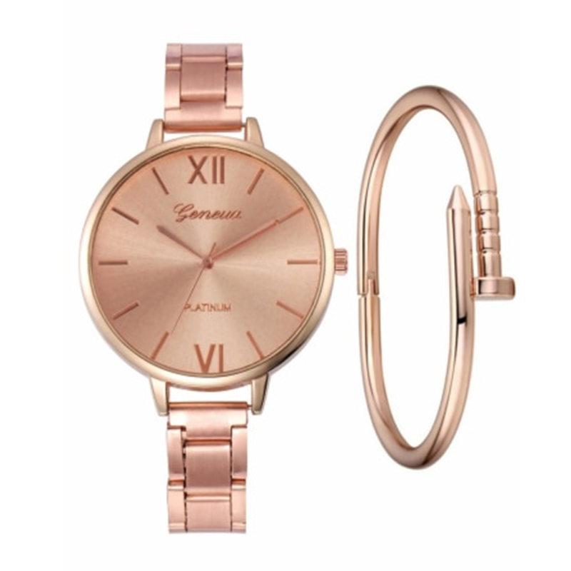 Luxury Brand Fashion Stainless Steel Quartz Watch Men Women Wrist Watch Wristwatches Clock Male Relogio Masculino Feminino Navif