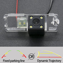 Fixed Or Dynamic Trajectory Rear View Camera For VW Volkswagen Robust Pick Up/Amarok 2010~2018 Car Reverse Parking Monitor