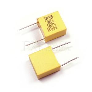 Image 4 - 10 Stuks 1Uf Condensator X2 Condensator 275VAC Pitch 15Mm X2 Polypropyleen Film Condensator 1Uf
