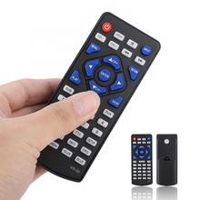 Uzaktan kumanda değiştirme dijital TV DVB T2 uzaktan kumanda televizyon kontrol LEADSTAR KR 50 Mini uzaktan kumanda