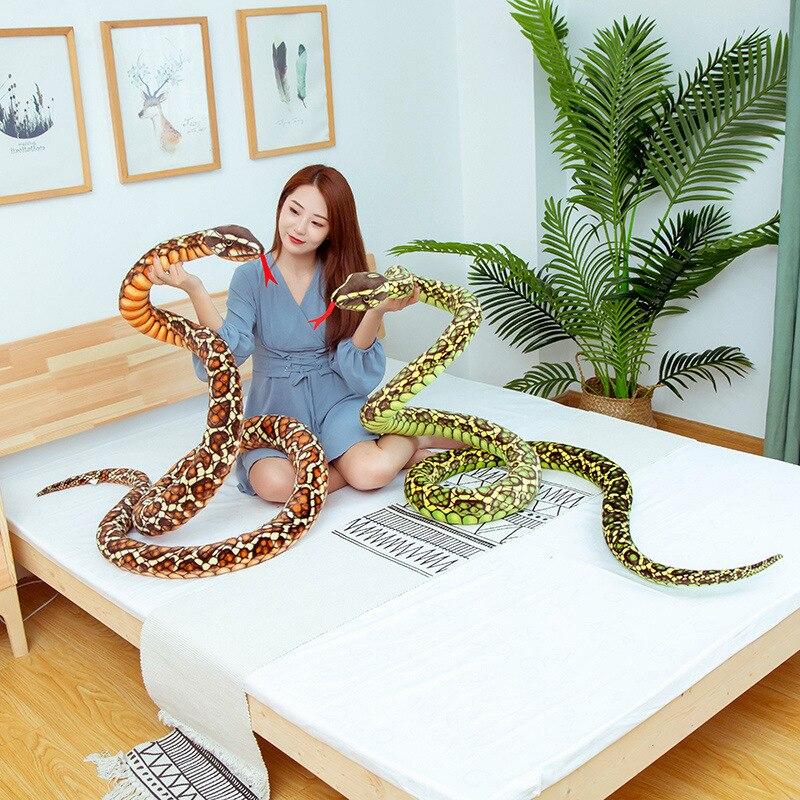 1pc 300cm simulação cobra e python cobra