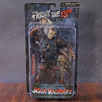 Figura de acción de PVC modelo NECA Cult Classics colección Viernes 13 Jason Voorhees