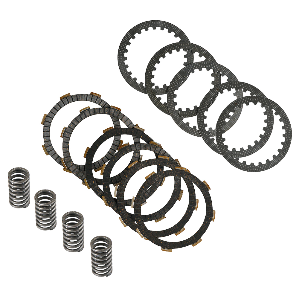 Clutch Friction Plates And Springs For Honda CMX250C Rebel 250 1999-2016 1 Set Per 15 Pcs