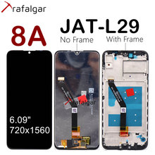 Für Huawei Honor 8A LCD Display 8A Pro JAT L09 L29 L41 LX1 Touchscreen Für Honor 8A Display Mit Rahmen ersatz Teile