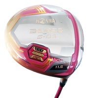 New Women 4 Star HONMA S 06 Clubs Driver 11.5 loft Golf Driver L Flex Graphite shaft and Wood headcover Free shipping