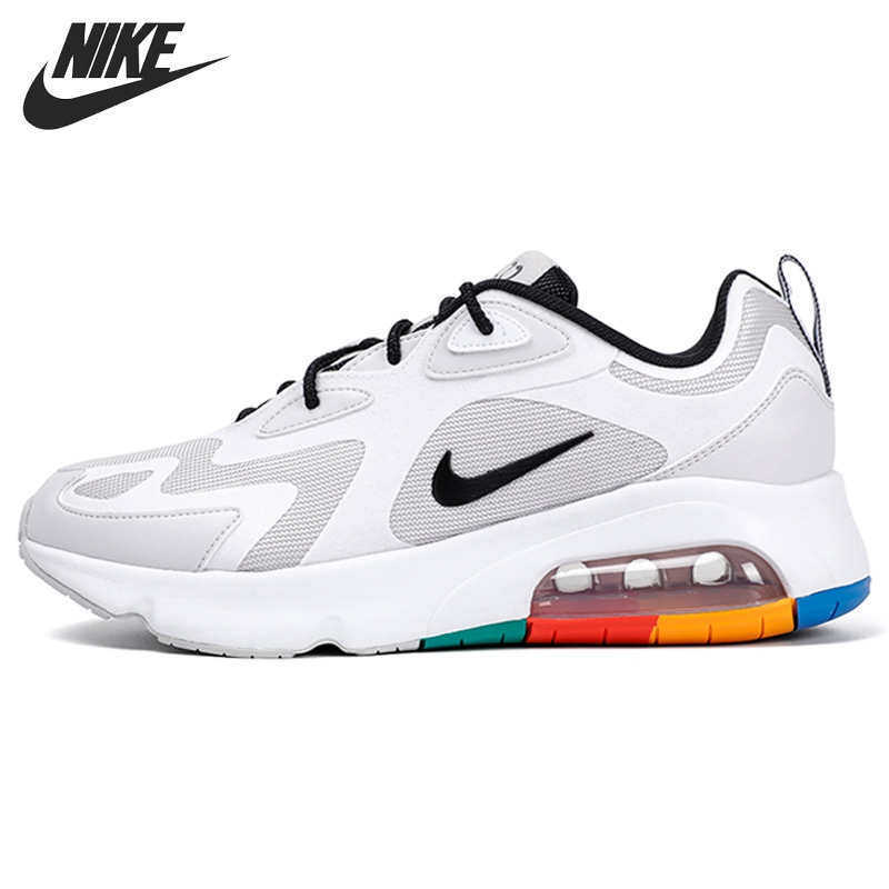 Original New Arrival  NIKE AIR MAX 200  Men's Running Shoes Sneakers