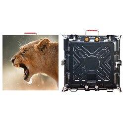 Pantallas de publicidad SMD LED a todo Color, pared de vídeo interior personalizada P2.5mm HD para tienda