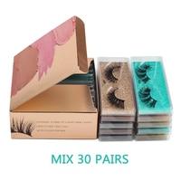 MIXED 30 Pairs