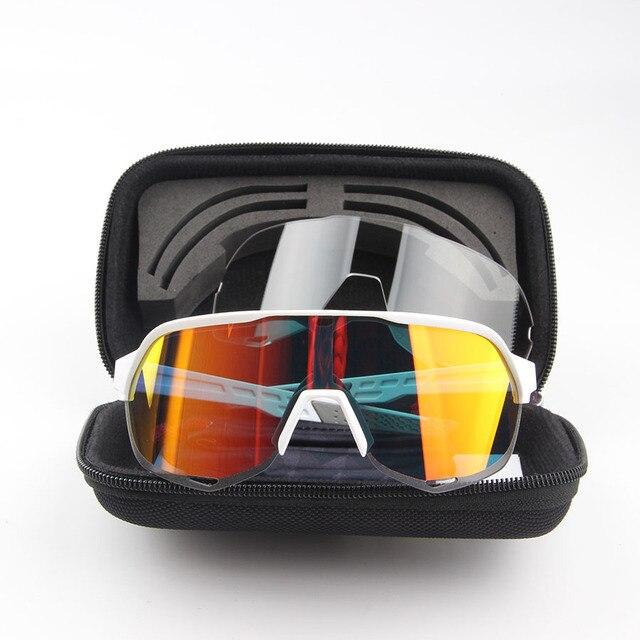 Novo s2 ciclismo óculos de sol sagan le coleção ciclismo óculos óculos de sol velocidade acessórios da bicicleta óculos de sol peter 2