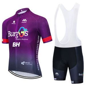 TEAM cylcing wear BH Burgs jersey 20D bike pants suit men summer quick dry pro BICYCLING shirts Maillot Culotte Clothing