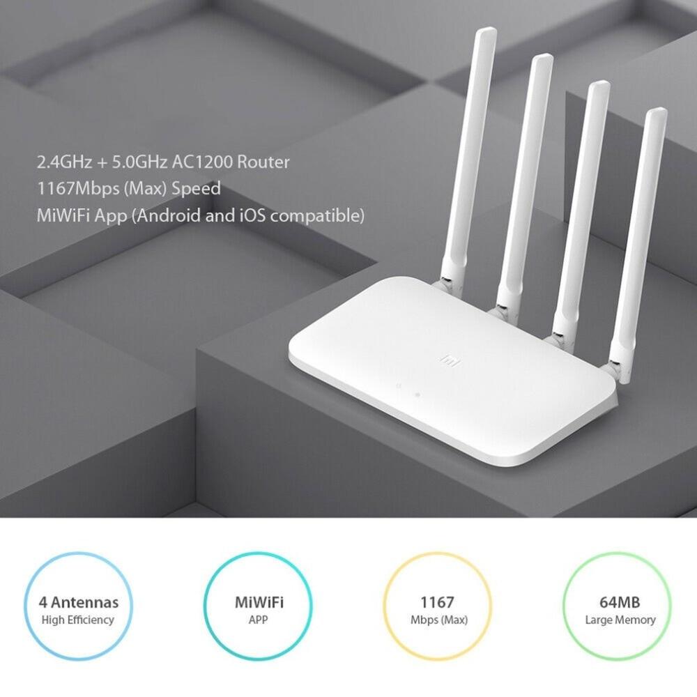 Xiao mi mi Router 4A WiFi Repetidor