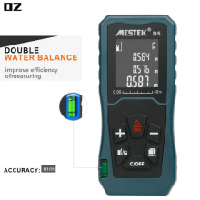 Digital Laser distance meter Rangefinder 40M 60M 100M handheld laser smart Test range 40-100M battery-powered