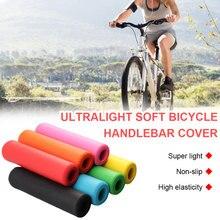 1 Pair Bike Bicycle Handle Handlebar Soft Sponge Bar Grips Nonslip ELBLZHNIUDnh8