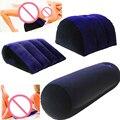 Подушка для взрослых для секса, подушки для пар, надувные подушки для помощи, подушка для машины, кровать для интима, Эротическая треугольна...