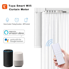 Smart-Curtain-Motor App-Control Intelligent-House Tuya Alexa Motorized Google Home