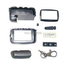 A9 Case Keychain Body Cover For Two Way Car Alarm System Sta