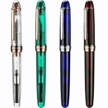 מזרקת עסקי עט יפני סגנון NATAMI שרף דיו עט דק ציפורן ממיר מילוי כתיבה ספר משרד כתיבה