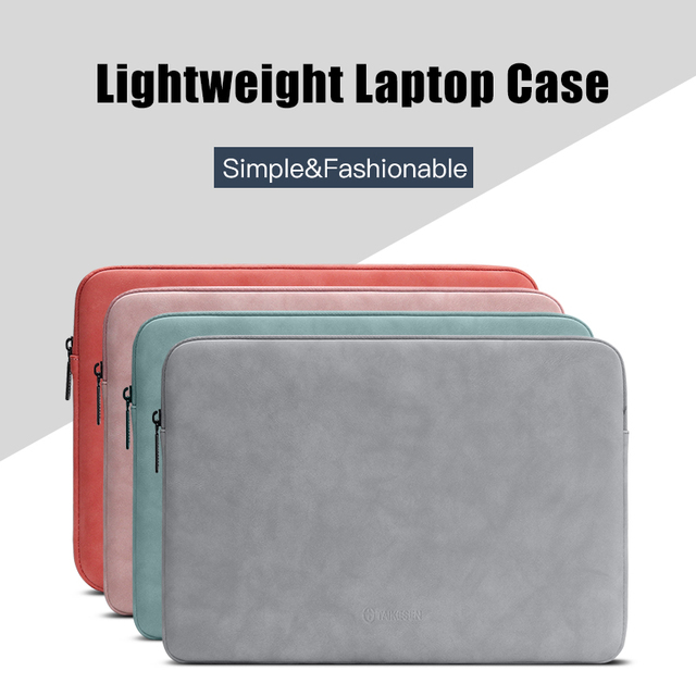 Laptop Sleeve Case 13 14 15.4 15.6 Inch For HP DELL Notebook bag Carrying Bag Macbook Air Pro 13.3 Shockproof Case for Men Women 2