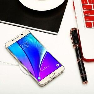 Image 2 - EnergyPad Qi אלחוטי מהיר מטען 7.5W עבור iPhone X / 8/ 8 בתוספת Samsung Galaxy