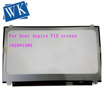 """For Acer Aspire F15 F5-521-63KG Matrix LCD Screen 15.6"""" LED Display 30pin 1920x1080"""