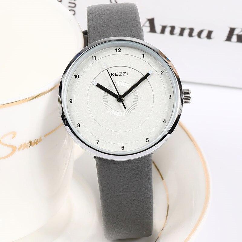 Top Brand Simple Casual Women's Watch Fashion  Girls Quartz Analog Watches Retro Female Clock Relogio Feminino Montre Femme