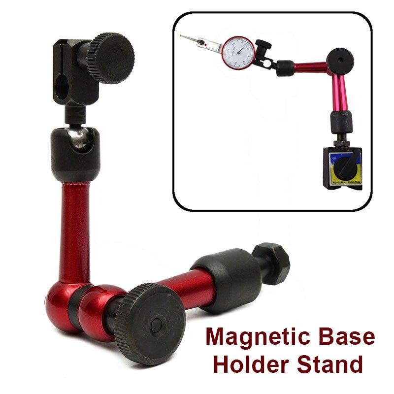 Stand Center Measurement Magnetic Holder Dial Test Indicator Magnetic Base Holder Table Universal New Flexible Correction