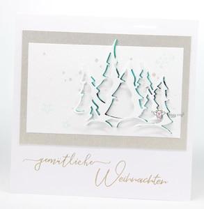 Image 2 - 貯金箱金属切削ダイスカット金型クリスマスツリー装飾スクラップブック紙クラフトナイフ金型ブレードパンチステンシルダイ
