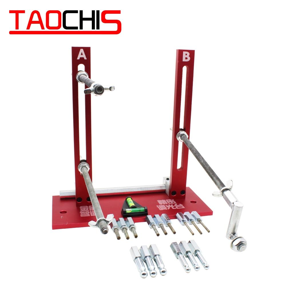 TAOCHIS outils de phare caché de voiture | bi xenon, niveau de lentille, réglage de la hauteur du faisceau lumineux