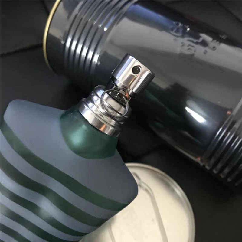 125ML Original JP Perfume For Men Long Lasting Romantic Male Parfum Fragrance Atomizer Bottle Glass Spray Sexy Perfume Men
