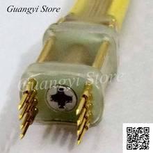 Sop wson soic vsop spi flash 8p 1.27mm sonda dedal terapia ferramenta queima, escrita e download