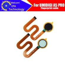 100% Cable de huella dactilar Original, para UMIDIGI A5 PRO