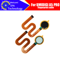 100% Original New Fingerprint Cable for UMIDIGI A5 PRO|Mobile Phone Flex Cables| |  -