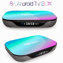 8K Ultra HD Android TV BOX Android 9.0 Smart TV