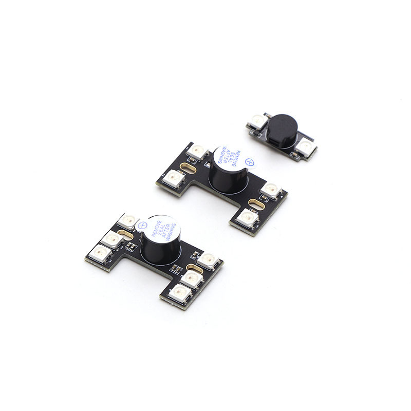 WS2812B  LED Tail Light With Loud Buzzer Dual Modes For FPV Racer Multicopters Racing Drone Quadcopter