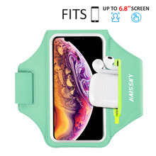 Sport Armband Phone-Case Airpods-Bag-Design Running Samsung for S20/S20/S10/.. 11-Pro