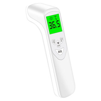Infrared Forehead Digital Thermometer Handheld Thermometers Adult Kid Temperature Meter 66CY