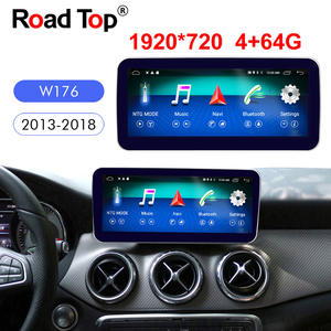 Multimedia-Player Gps Navigation Radio Android-Display Stereo Class-W176 Mercede-Benz