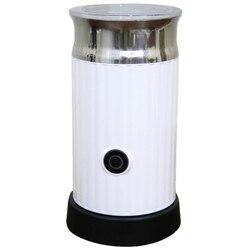 Automatyczny spieniacz do mleka z pojemnik ze stali nierdzewnej na miękka pianka Cappuccino elektryczny ekspres do kawy Hot/Cool Eu Plug w Spieniacze do mleka od AGD na